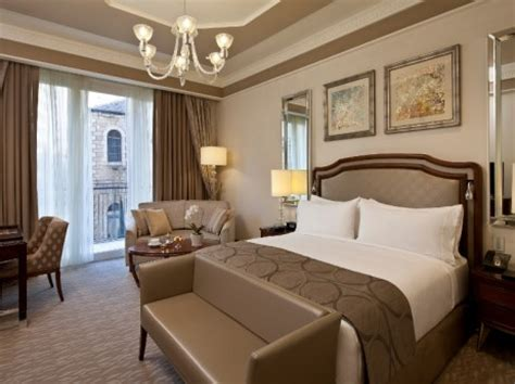king bedroom suit waldorf astoria jerusalem elite traveler