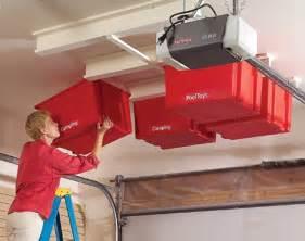 Garage Storage On Ceiling Interesting Build Your Own Garage Ceiling Storage System