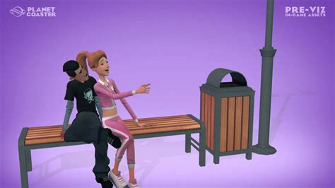 bench couple watch planet coaster teenage couple on a bench youtube