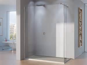 dusche glastrennwand wobaki design glastrennwand dusche 120 x 200 cm walk in