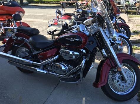 suzuki boulevard  motorcycles  sale  orlando florida