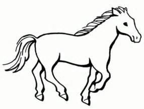 how to horse drawing clipart best