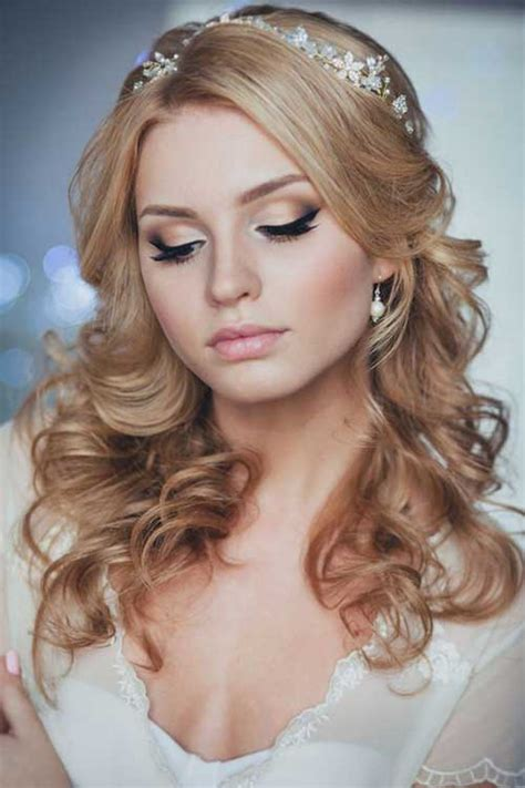 Wedding Hairstyles For Hair Half Updo by 25 Half Updo Wedding Hairstyles Crazyforus