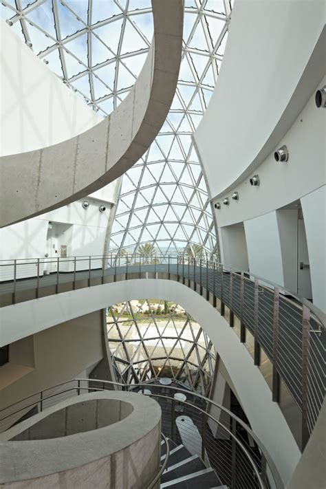 Interior Design Of Museum by The Salvador Dali Museum Design By Hok Architecture