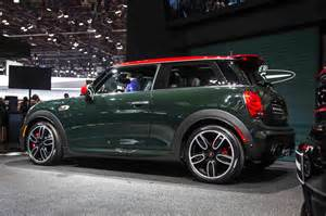 Mini Cooper Mini Cooper 2015 Mini Cooper Works Hardtop Shown Before Detroit Debut