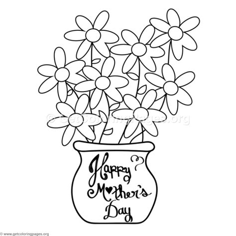 happy mothers day coloring pages happy s day coloring pages getcoloringpages org