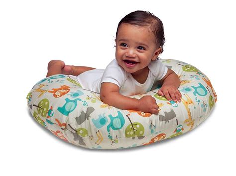 When Can Babies Pillows by Boppy Pillow With Slipcover Park Hill