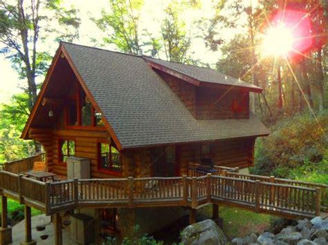 Luxury Cabin Rentals Blue Ridge Mountains Carolina by Pet Friendly Luxury Log Cabin With Tub Fireplace