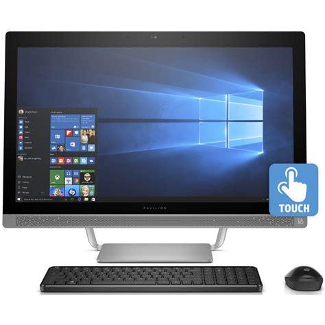 Pc Desk Top hp pavilion all in one desktop pc pv27a031 desktop