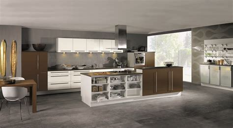 Kitchen Wall Design by Types Of Kitchens Alno