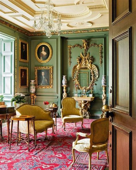 image result  interior wall colours   georgian