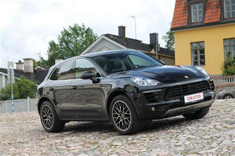 Porsche Macan Drive by Test Drive 2014 Porsche Macan S Diesel Gentleman S Style