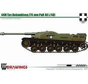 44M TAS Self Propelled Gun