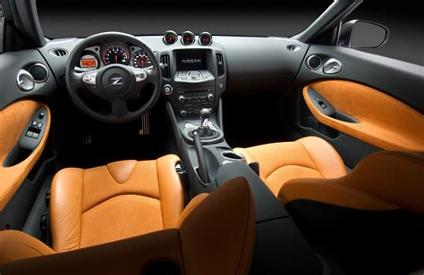 Nissan Z Interior by New Look For 2014 Nissan 370z Nismo