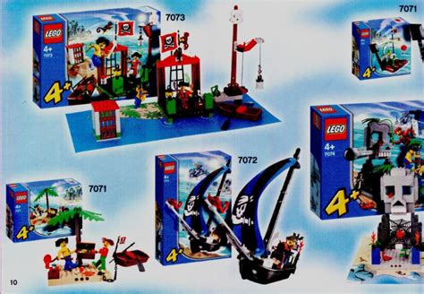 lego pirate boat instructions for 7072 1 captain kragg s pirate boat
