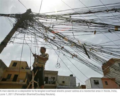 india power outage the shape of things to come the
