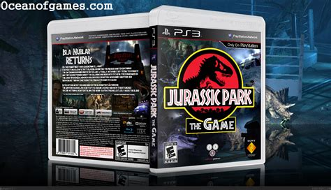 Download Jurassic Park The Game Ps3 | jurassic park the game free download ocean of games