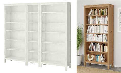 hemnes libreria estanter 237 as y librer 237 as ikea billy kallax expedit