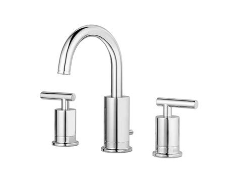 Pp Faucet by Pfister Contempra Widespread Bath Faucet Chrome Pp