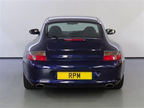 Porsche Co Uk by Rpm Specialist Cars Porsche 996 C2 Manual For Sale