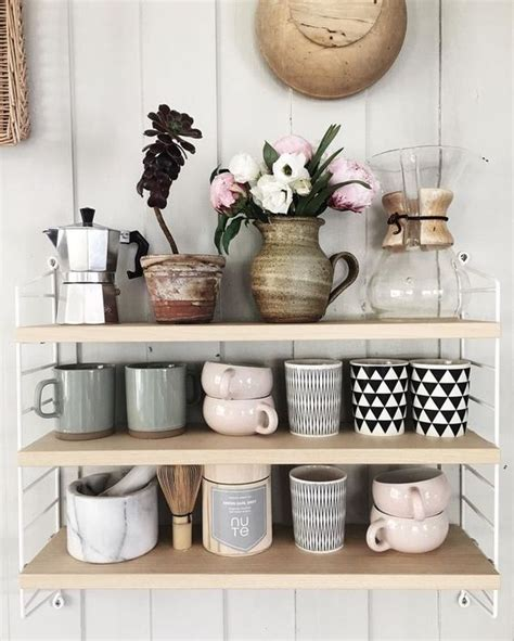 kitchen shelving ideas pinterest pinterest mylittlejourney home t shelves mugs