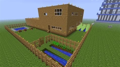 Landscape Designs For Backyards House And Backyard Minecraft Project