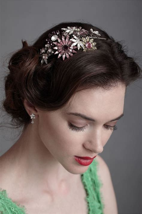 Hairstyles With Jeweled Headband | 35 best images about jeweled headband on pinterest