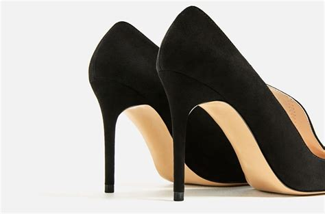Are Zara Shoes Comfortable by Shoe Of The Week Asymmetrical Zara Ebay Style Stories
