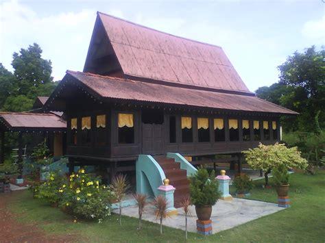 mummy aiden aaron jenis rumah  malaysia rumah tradisional