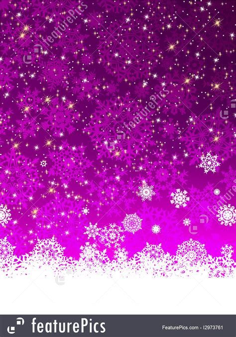 templates purple winter background  snowflakes eps