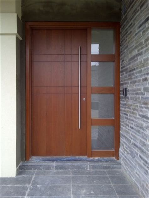 Wood Glass Front Door Entry Pinterest Wood And Glass Front Doors