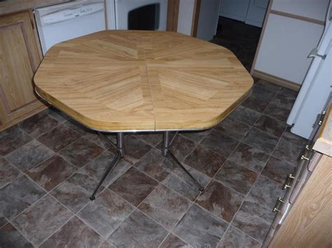 Hexagon Shaped Kitchen Table Central Nanaimo Nanaimo