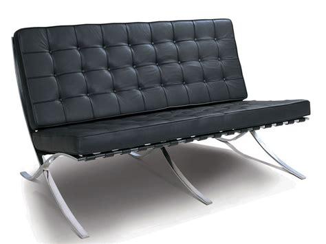 fauteuils barcelona fauteuil barcelona 2 places meubles design