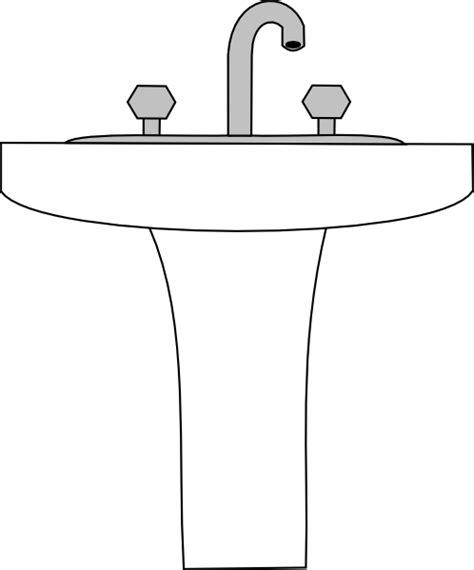 Tje Whitening Transparent Soap Black Diskon sink clip at clker vector clip royalty free domain