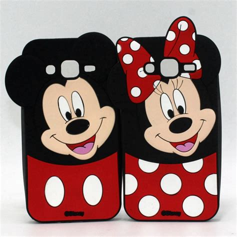 Softcase 3d Doraemon Samsung J2 Soft Casing Cover 4d 3d minnie mickey mouse soft silicone for samsung galaxy j2 j200f j200g j200h