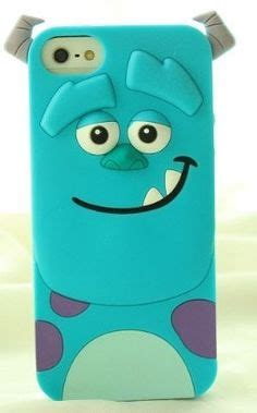 Softcase Softshell Casing 3d Sulley Monsters Inc Samsung J1 Ace sulley on monsters inc and monsters