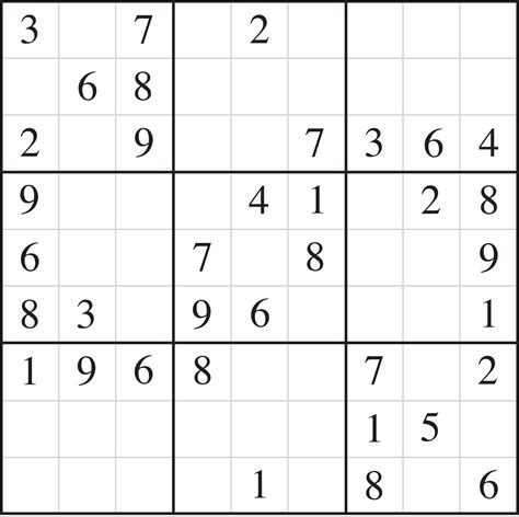 printable sudoku puzzle with answer key puzzles and answer keys drive the nation