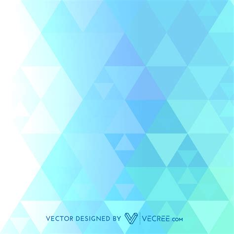 blue triangle pattern vector background elegant blue triangle free vector by vecree on deviantart