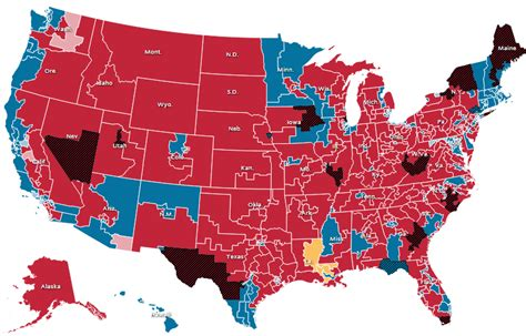 house of representatives map common cents 2014 house of representative election map