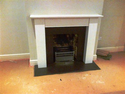 Granite For Fireplace Hearth by Limestone Fireplace In Guildford Surrey The Billington Partnership