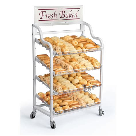 Bakery Display Rack by Bread Display Rack For Retail Store And Bakery View Bread