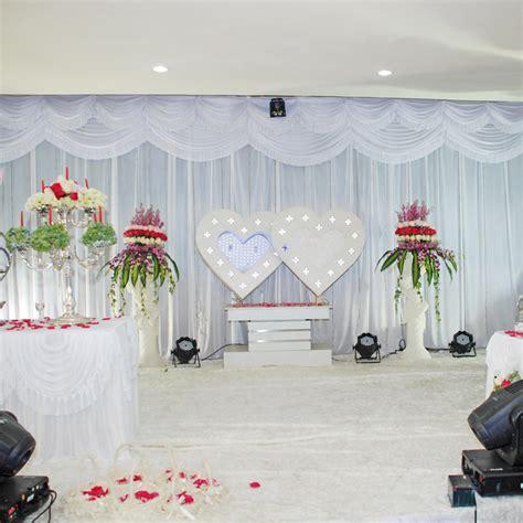 decorate  backdrop   wedding reception