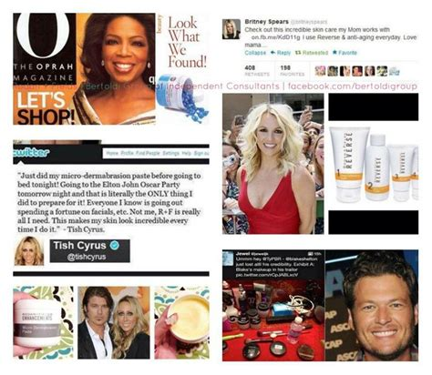 rodan and fields celebrity users celebrities that use rodan and fields hairstylegalleries com