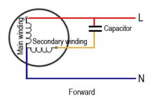capacitor start motor wiring diagram get free image about wiring diagram