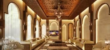 islamic and modern arabic majlis algedra interior design