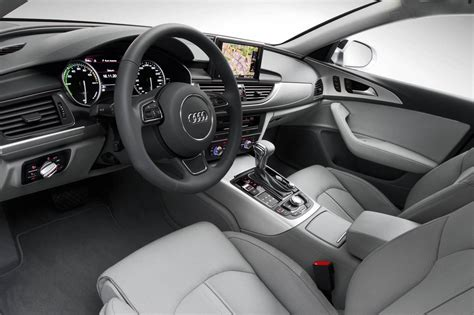 Cheap Cars With Interior by 2012 Audi A6 Officially Unveiled The Torque Report