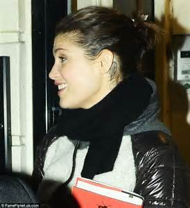 gemma arterton poses for selfies with fans after made in