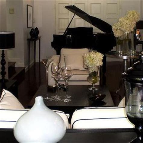 Two Story Fireplace Baby Grand Piano Design Ideas
