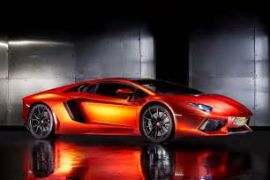 lamborghini aventador gets slick wrap from print tech