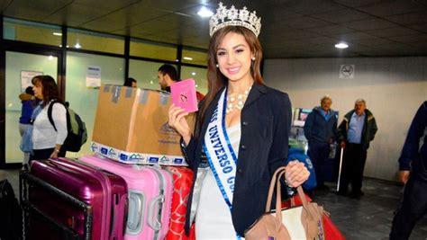 imagenes de miss universo guatemala 2015 miss guatemala jeimmy aburto viaja a las vegas para miss